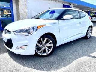 Veloster 2017 COMO NUEVO!, Hyundai Puerto Rico