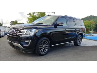 FORD EXPEDITION MAX LIMITED 2020, Ford Puerto Rico