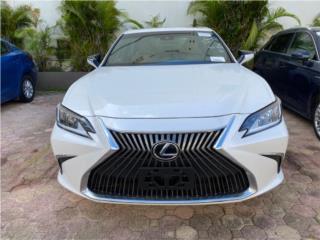 2020 LEXUS ES350 PREMIUM LUXURY 2020, Lexus Puerto Rico