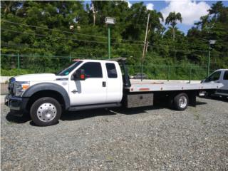 F550 Flat Bed 2016 Cabina y media 4x4, Ford Puerto Rico