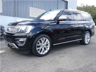 FORD EXPEDITION PLATINUM 2018, Ford Puerto Rico