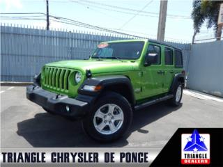 2020 Jeep Wrangler Unlimited Sport, I0162064, Jeep Puerto Rico