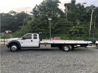 2016 F 550 FLATBED CABINA Y MEDIA 4X4 IMPORTA, Ford Puerto Rico