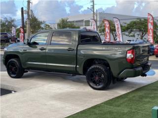 Tundra TRD PRO 2020 Army Green, Toyota Puerto Rico