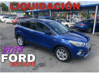 Ford Escape Liquidación , Ford Puerto Rico