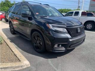 HONDA PASSPORT  TOURING 2019 EX-COMPANY CAR, Honda Puerto Rico