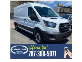 ** TRANSIT 250 MR 2020 LIQUIDACION $525**, Ford Puerto Rico