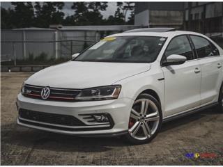 **Jetta GLI 2017**, Volkswagen Puerto Rico