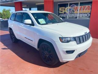 JEEP GRAN CHEROKEE LAREDO 2020, Jeep Puerto Rico
