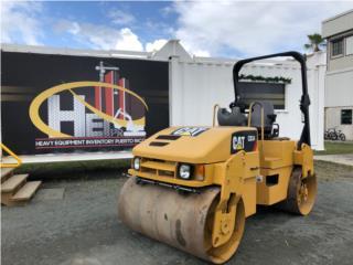 2008 Cat CB34, Equipo Construccion Puerto Rico