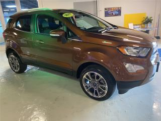 Ford Ecosport 2019, Ford Puerto Rico