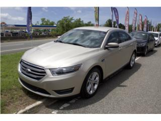 FORD TAURUS 2018, Ford Puerto Rico