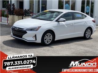 HYUNDAI ELANTRA 2020  *SPECIAL EDITION*, Hyundai Puerto Rico