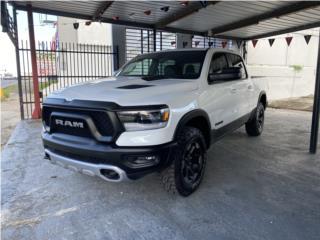 RAM 1500 REBEL 2019, RAM Puerto Rico