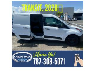 **TRANSIT CONNECT 2020 2.0L 8 SPEED**, Ford Puerto Rico