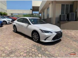 LEXUS ES 300 PRIMIUM V6 2020, Lexus Puerto Rico