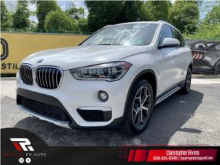 BMW X1 SDRIVE28i 2018 PREMIUM 2018, BMW Puerto Rico