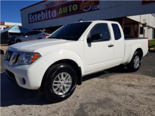 NISSAN FRONTIER *SV* 4X4 CAB /1/2 *2016*, Nissan Puerto Rico