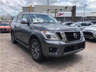 SL/Piel/Cam/Bluetooth/3 Filas, Nissan Puerto Rico