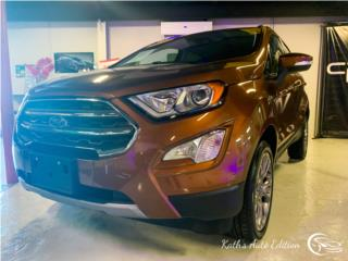 Ford Eco Sport, Ford Puerto Rico