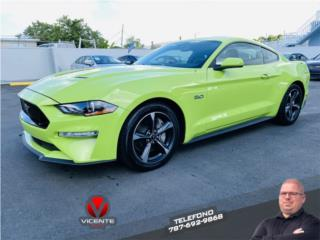 FORD MUSTANG GT 2020, Ford Puerto Rico