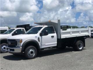 Ford F-550 2019 , Ford Puerto Rico