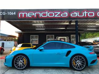 2017 991.2 TURBO S MIAMI BLUE BELLO!!, Porsche Puerto Rico