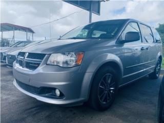 *Caravan perfecta para tu familia sin pronto*, Dodge Puerto Rico