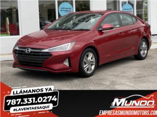 HYUNDAI ELANTRA 2020 **PAGOS BAJITOS**, Hyundai Puerto Rico