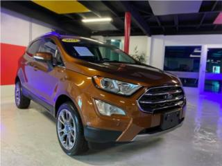 FORD ECO SPORT 2019, Ford Puerto Rico
