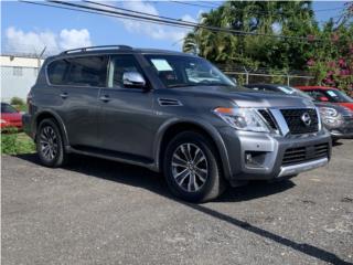 **ARMADA SL CON SOLO 14k MILLAS**787-241-4967, Nissan Puerto Rico