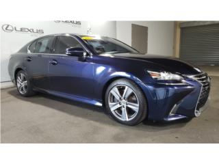 LEXUS GS 200 TURBO 2016 SUPER LUXURY., Lexus Puerto Rico