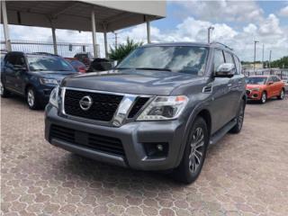 NISSAN ARMADA SL PIEL-2019/LLAMAR INFO OFERTA, Nissan Puerto Rico