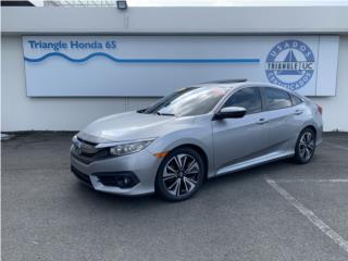 Honda Civic Sedan EX, Honda Puerto Rico