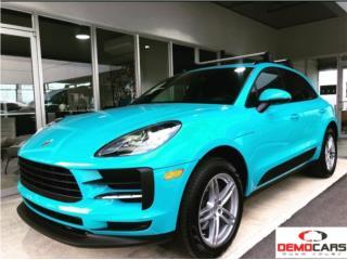 MACAN MIAMI BLUE , Porsche Puerto Rico