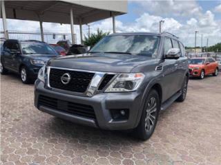 NISSAN ARMADA SL PIEL 2019, Nissan Puerto Rico