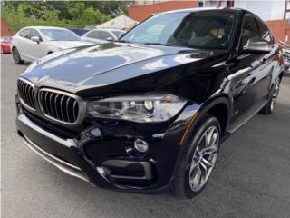 BMW X6 XDRIVE 2017 BIEN NUEVA, BMW Puerto Rico