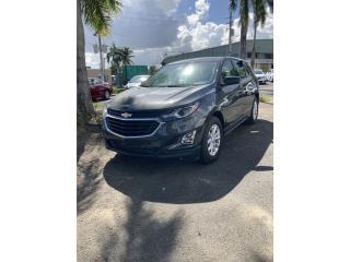 Chevrolet Equinox 2018, Chevrolet Puerto Rico