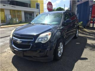 Chevrolet Equinox 2015, Chevrolet Puerto Rico