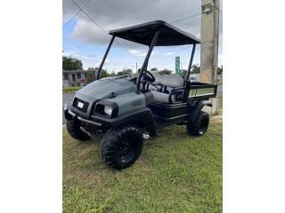 2017 CLUB CAR 4x4 1,500, Carritos de Golf Puerto Rico