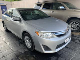 TOYOTA CAMRY LE 2014, Toyota Puerto Rico