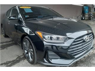 Hyundai Veloster 2.0  2019, Hyundai Puerto Rico