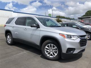 2019 Chevrolet Travers // En Liquidación!!!, Chevrolet Puerto Rico