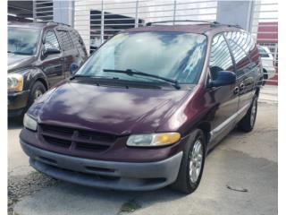 DODGE CARAVAN 2000, Dodge Puerto Rico