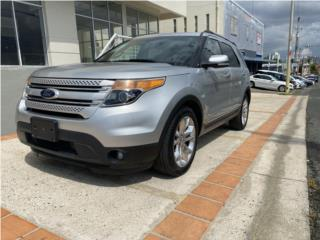 Ford Explorer Limited 2013, Ford Puerto Rico