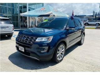 Ford Explorer 2016 Limited, Ford Puerto Rico