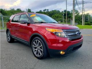 Ford Explorer 2015 60mil millas! Financiamien, Ford Puerto Rico
