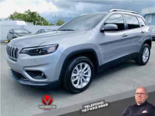 JEEP CHEROKEE LATITUDE 2019, Jeep Puerto Rico