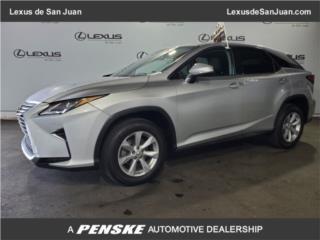 RX 350 !LIQUIDACION!, Lexus Puerto Rico
