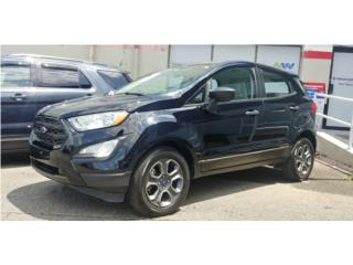 FORD ECOSPORT 2018, Ford Puerto Rico